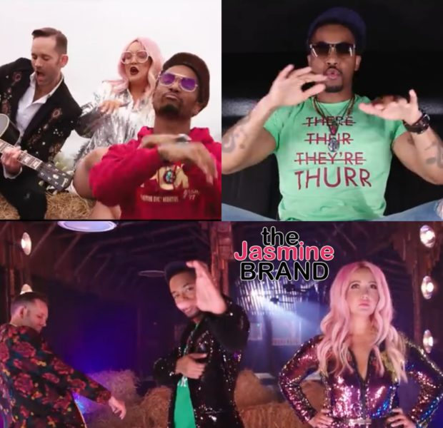 Rapper Chingy Unveils Crossover Collab In 'The Woah Down' Music Video w/ Country Duo Meg & Tyler [WATCH]
