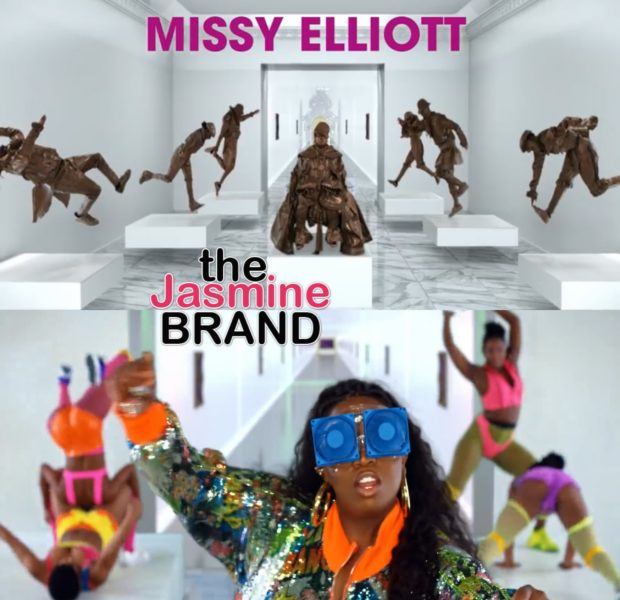 "Missy Elliot Turns Art Alive in Colorful ""Cool Off"" Music Video [WATCH]"