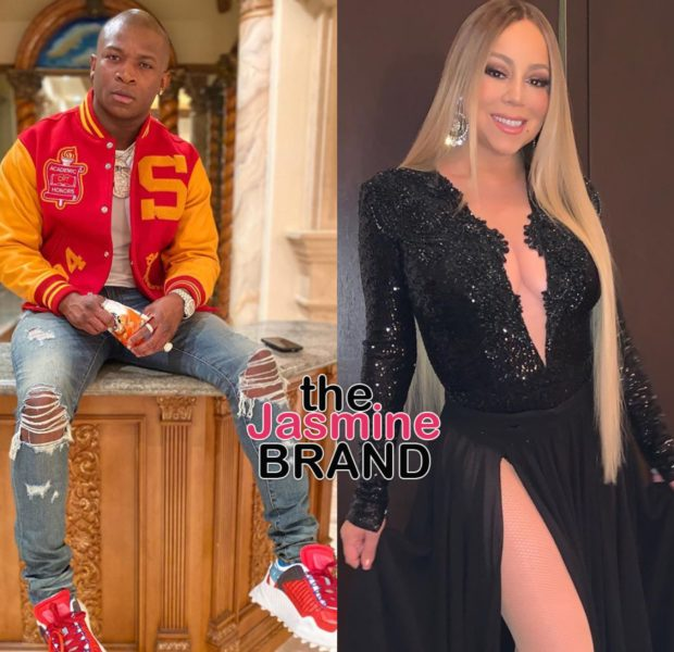 O.T. Genasis Channels His Best Inner Mariah Carey Voice [WATCH]