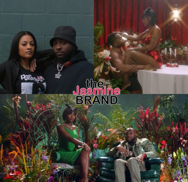 Afrobeat Star Davido Collabs w/ Summer Walker in New 'D&G' Video + London On Da Track Makes Cameo [WATCH]