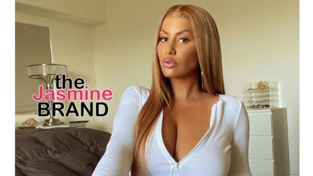 Amber Rose Gets Botox: My Forehead Is So Smooth!