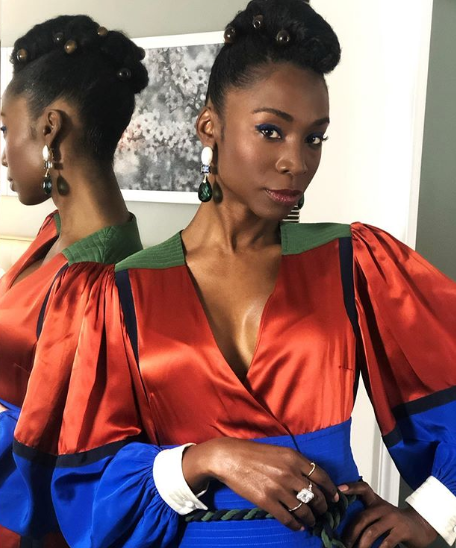 'Pose' Star Angelica Ross Says 'Folks Are Going To Have To Learn They Can't F*ck With Us' Amid Rising Violence Against Trans Black Women