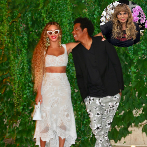 Tina Knowles Celebrates Beyonce & Jay-Z's 12th Wedding Anniversary: Love Still Prevails