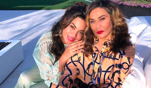 Tina Lawson Clarifies Phrase About Beyonce Cooking On Social Media: I Said Angie Beyince!