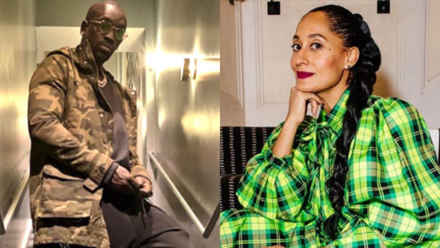 "Akon's Brother Bu Thiam Flirts With Ex-Girlfriend Tracee Ellis Ross: ""You Still Fine!"""