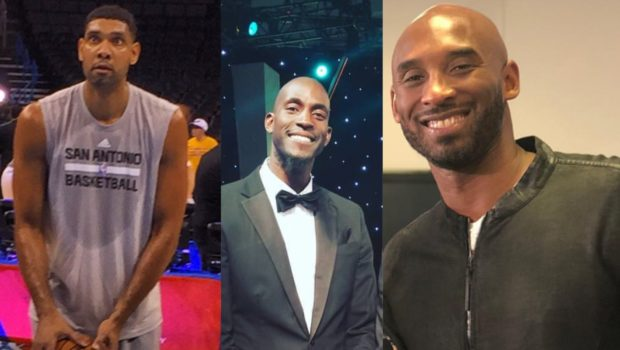 Kobe Bryant To Be Inducted Into 2020 Basketball Hall of Fame With Tim Duncan & Kevin Garnett