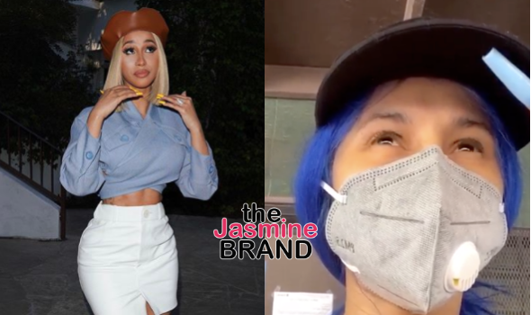 Cardi B Hits The Gun Range [VIDEO]
