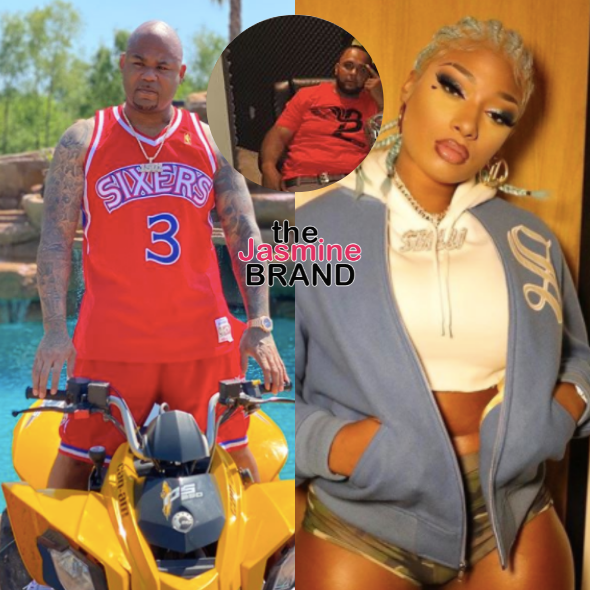 Carl Crawford Lashes Out At Megan Thee Stallion's Manager T Farris: He Put Up A Front For 2 Years w/ MY Money!