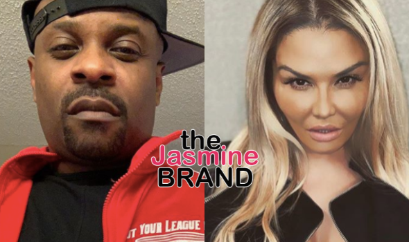 Singer Case's Baby Mama 'GUHH' Star Madina Milana Says He Owes Her $500K In Child Support: You're The Biggest Deadbeat On The Planet!