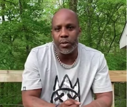 DMX Delivers A Word: This Is The Time You Should Learn To Pray For Yourself