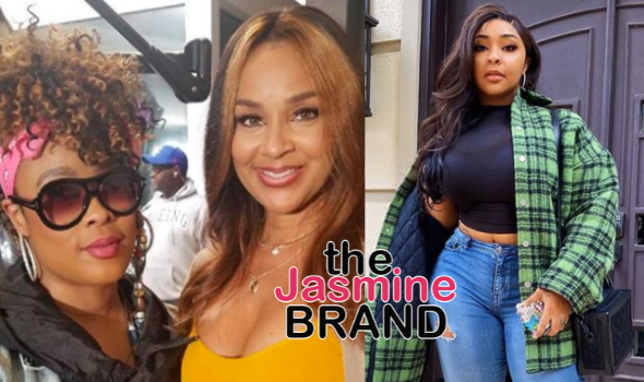 LisaRaye Introduced Her Sister Da Brat To Her Rumored Fiancée Jesseca Dupart: She Like It? I Love It!