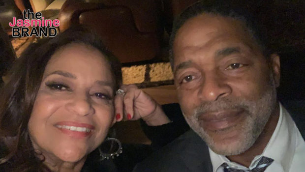 Actress Debbie Allen & Former NBA Player Norm Nixon Celebrate 36 Years Of Marriage
