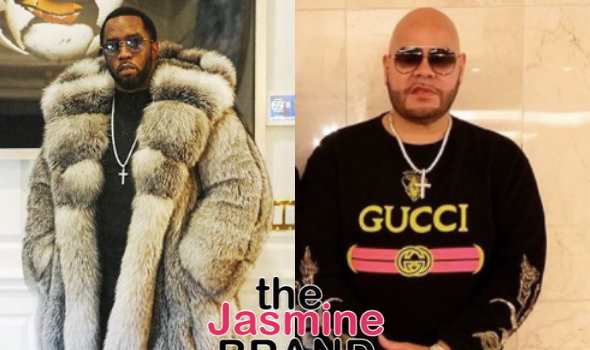 "Diddy Calls Fat Joe ""The Puerto Rican Oprah"" As He Reveals He Was Put Into Hiding After Biggie's Death"