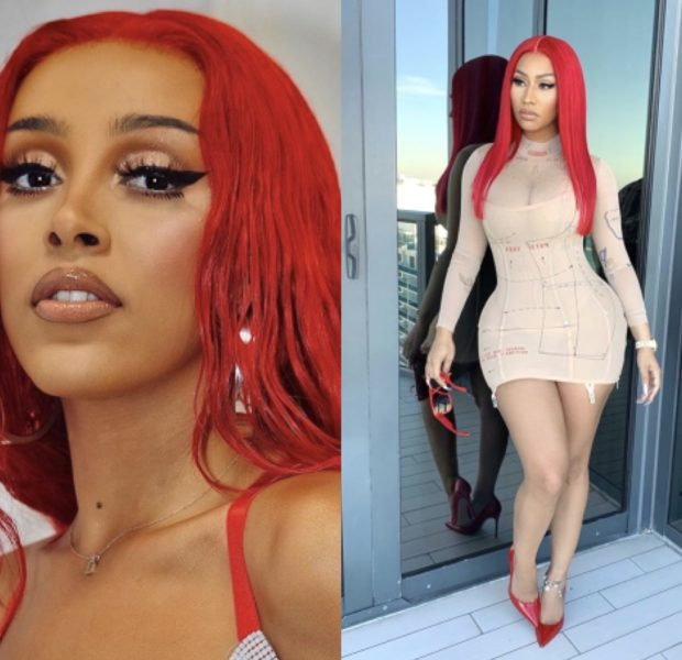 Doja Cat Trolls Nicki Minaj Fans After Backlash: They're F***in Stupid
