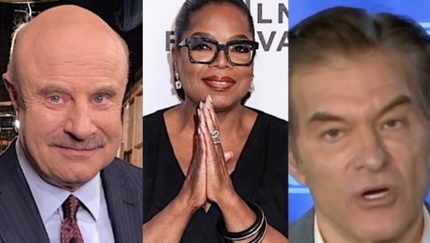 "Oprah Faces Social Media Backlash For Dr. Phil & Dr. Oz's Controversial Remarks, Trends On Twitter: ""They Came From Her Show!"""