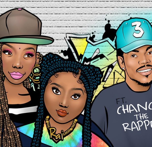 Brandy Returns With New Music Feat. Chance The Rapper Called 'Baby Mama' [LISTEN]