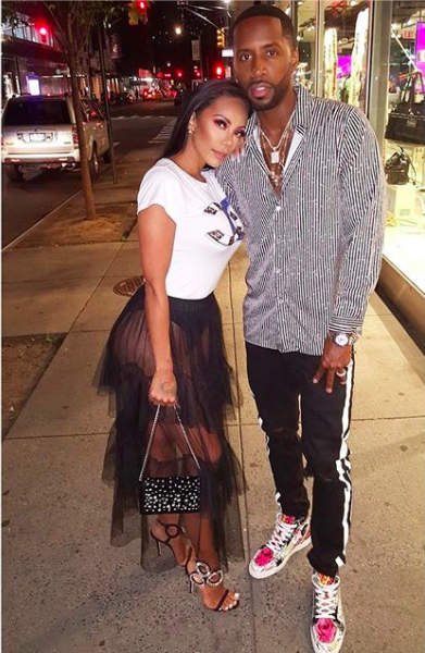 Erica Mena Denies Speculation She & Safaree Samuels Joined OnlyFans Because 'Love & Hip Hop' Checks Dried Up