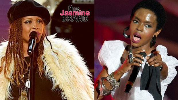 Erykah Badu Says Lauryn Hill Would Pulverize Her In A Battle