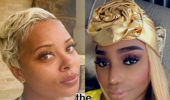 Eva Marcille: NeNe Leakes Is NOT Responsible For Getting Me On 'RHOA'!