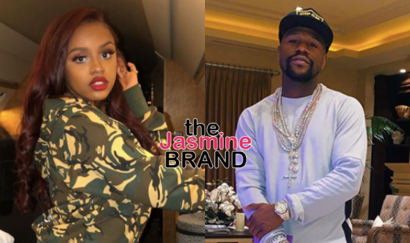Floyd Mayweather Says 'I Strive To Be The Best Father Possible' Amid Speculation He Deleted Daughter Iyanna From His IG