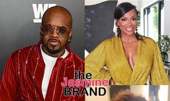 Jermaine Dupri On Breakup w/ Janet Jackson: She Wasn't Willing To Move To Atlanta + Talks Rumors He Dated Kandi Burruss Back In The Day