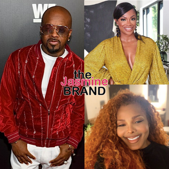 Jermaine Dupri On Breakup w/ Janet Jackson: She Wasn't Willing To Move To Atlanta + Talks Rumors He Dated Kandi Burruss Back In The Day