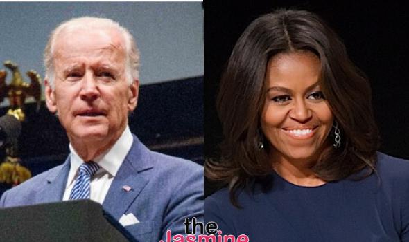 Joe Biden: I'd Take Michelle Obama In A Heartbeat To Be My VP