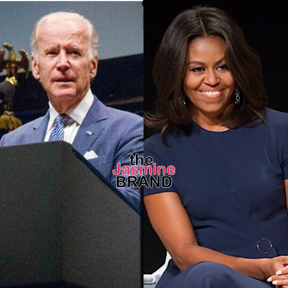 Joe Biden: I'd Take Michelle Obama In A Heartbeat To Be My VP