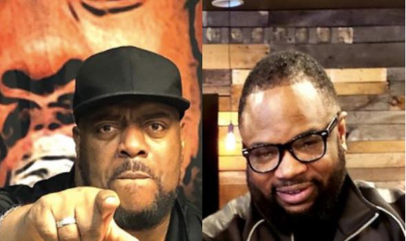Gospel Artists John P. Kee & Bishop Hezekiah Walker Are Battling Each Other On IG