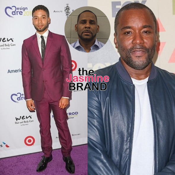 Jussie Smollett & Lee Daniels Fell Out After Daniels Reportedly Pushed Smollett To Work w/ R. Kelly, Daniels Says Claims Are 'False'