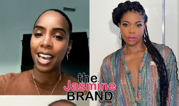Kelly Rowland & Lala Anthony Talk Favorite Sex Position: Missionary Is Boring As Hell! + Gabrielle Union Chimes In