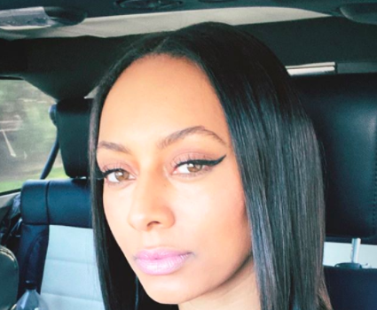 Keri Hilson Denies Plastic Surgery: I Did NOT Get A Nose Job