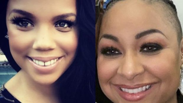 "Raven Symone & Kiely Williams Bury 'Cheetah Girls' Drama, Raven Tells Kiely: ""You're Messy!"""
