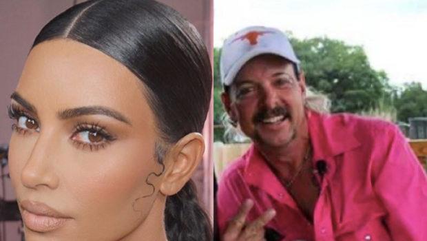 Kim Kardashian's Law School Has A 'Tiger King' Themed Study Guide