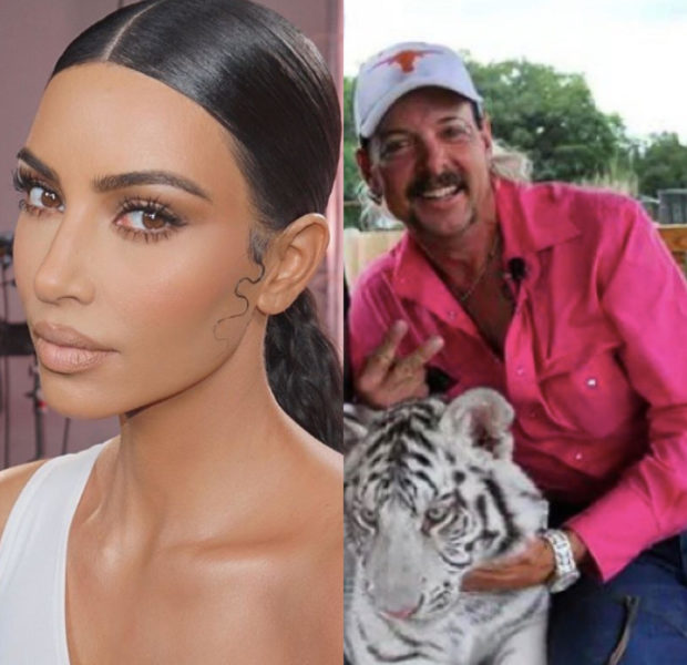 Kim Kardashian's Law School Has A 'Tiger King' Themed Study Guide