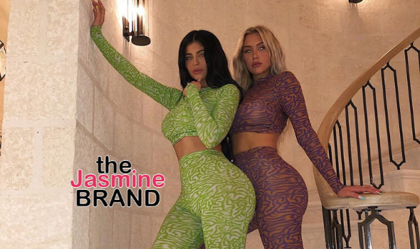 Kylie Jenner Twerks To Latest TikTok Dances w/ BFF Stassi [WATCH]
