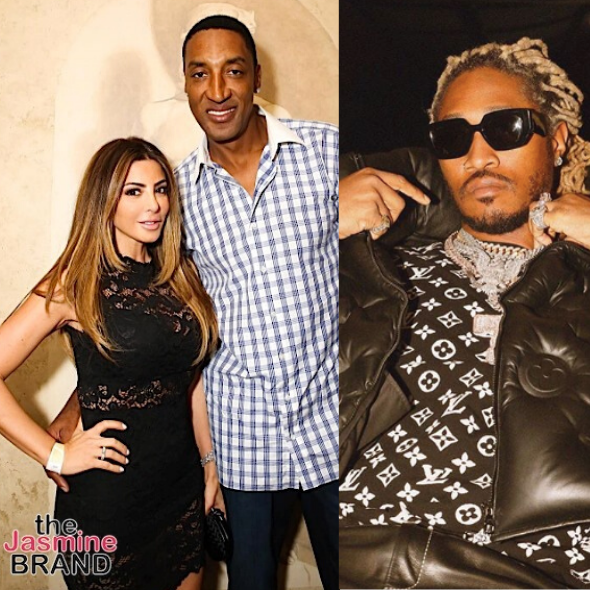 Scottie Pippen's Ex Larsa Pippen Addresses Rumors She Cheated w/ Future: I Did Everything For Him & My Family, People Change!
