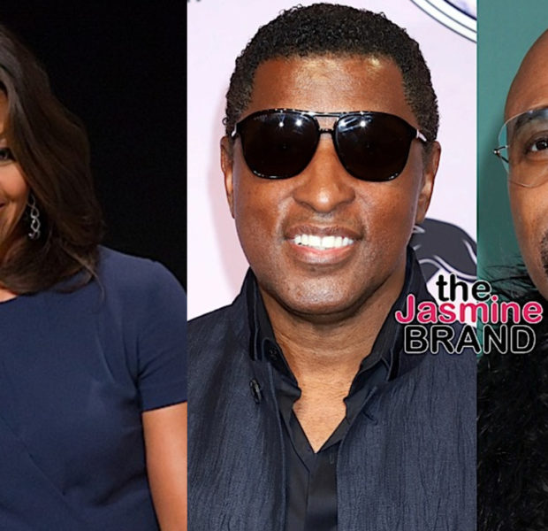 Michelle Obama Teams Up w/ Babyface & Teddy Riley To Get People Registered To Vote