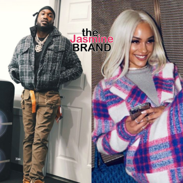 "Meek Mill Denies Flirting w/ Singer Paloma Ford, ""They Ran With That Paloma Sh*t"""