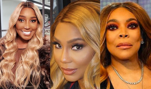 Nene Leakes & Tamar Braxton Want To Do A Show Together + Tamar Addresses Nene's Feud w/ Wendy Williams [VIDEO]