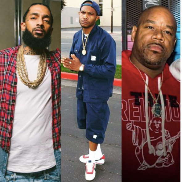 Nipsey Hussle's Artist J Stone Lashes Out At Wack 100: Nip Told You Keep His Name Out Yo Mouth, You Ain' Do S***!