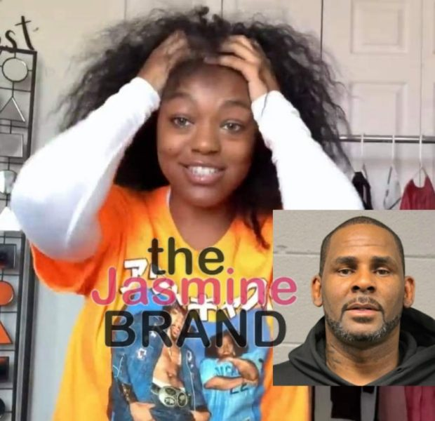 Azriel Clary On R. Kelly: Instead Of Spending His Millions On Therapists, He Spent It On Getting New Girlfriends [WATCH]