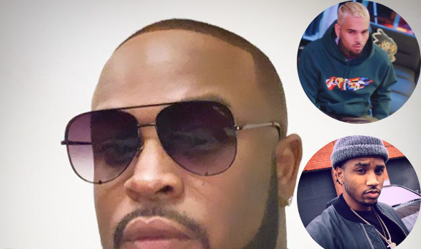 Pleasure P Questions Which R&B Singer Can Win A Battle Against Him, Other Than Chris Brown & Trey Songz