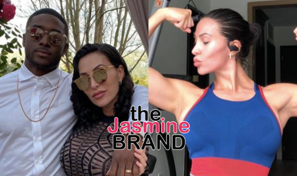 Watch Reggie Bush's Wife Lilit Bush Flaunt Her Curves In Workout Videos