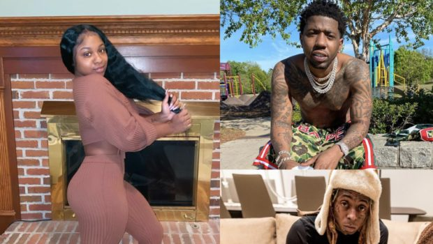 Lil Wayne To Daughter Reginae Carter About Her Ex YFN Lucci: He Loves You, But He's Not In Love W/ You Because Of His Actions