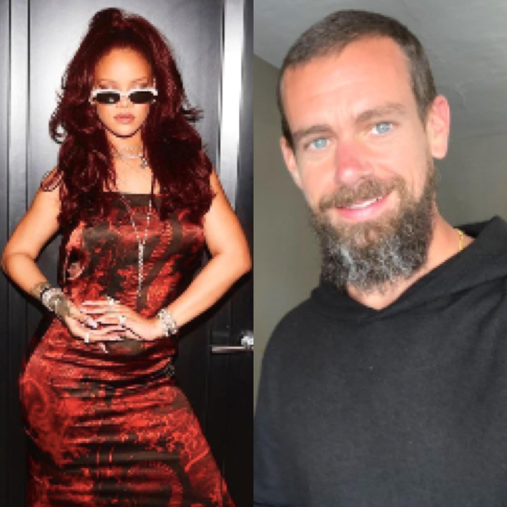 Rihanna Twitter Founder Jack Dorsey Donate 4 2 Million To Domestic Violence Program Thejasminebrand
