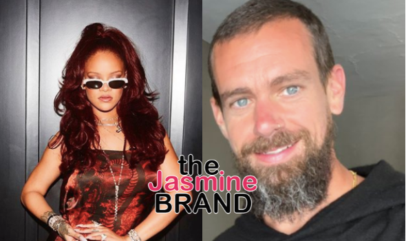 Rihanna & Twitter CEO Jack Dorsey Donate $15 Million To Mental Health Services, Communities Of Color & LGBTQ Youth