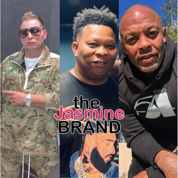 Scott Storch Says Mannie Fresh's Skits During IG Live Battle Were 'Tasteless' + Claims Dr. Dre Overshadowed His Career