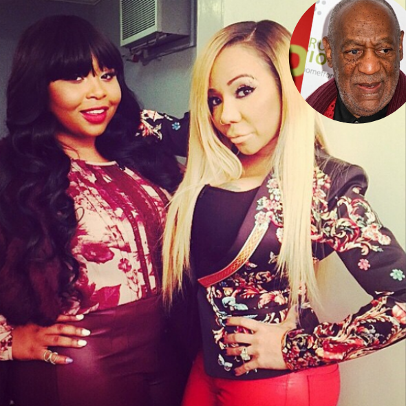 Tiny Harris Says Bill Cosby Should Be Released From Jail, Shekinah Jo Doesn't Believe His Victims – Later Apologizes