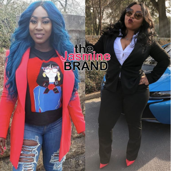 'Love & Hip Hop' Star Spice Has Sex Advice For Castmate Shekinah: Climb A Tree, Make Him Lock You In A Trunk